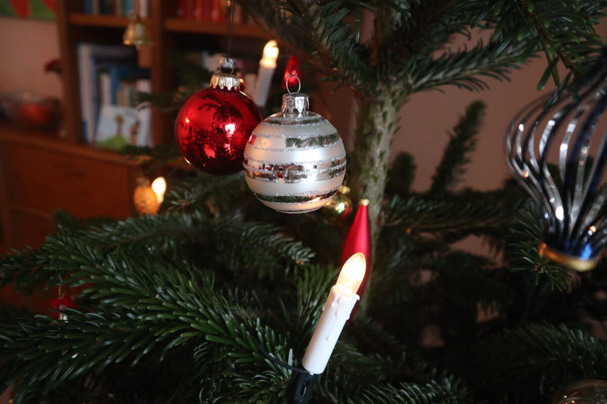 Frohe Weihnachtstage